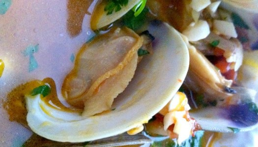 Must Make Dish: Drunken Clams