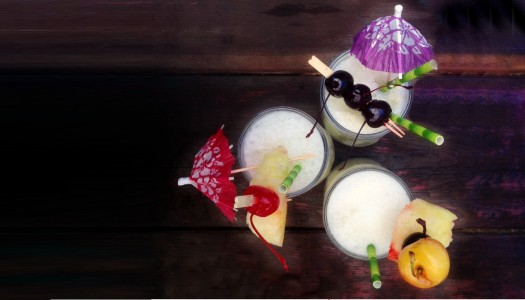 A Delicious Piña Colada That You Won't Feel Guilty About.